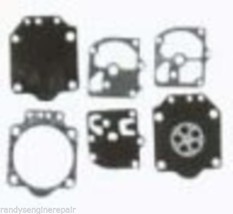 Zama GND-9  Gasket & Diaphragm Kit for Zama C2S-H5, C2S-H5A, C2S-H9 Homelite - $14.99