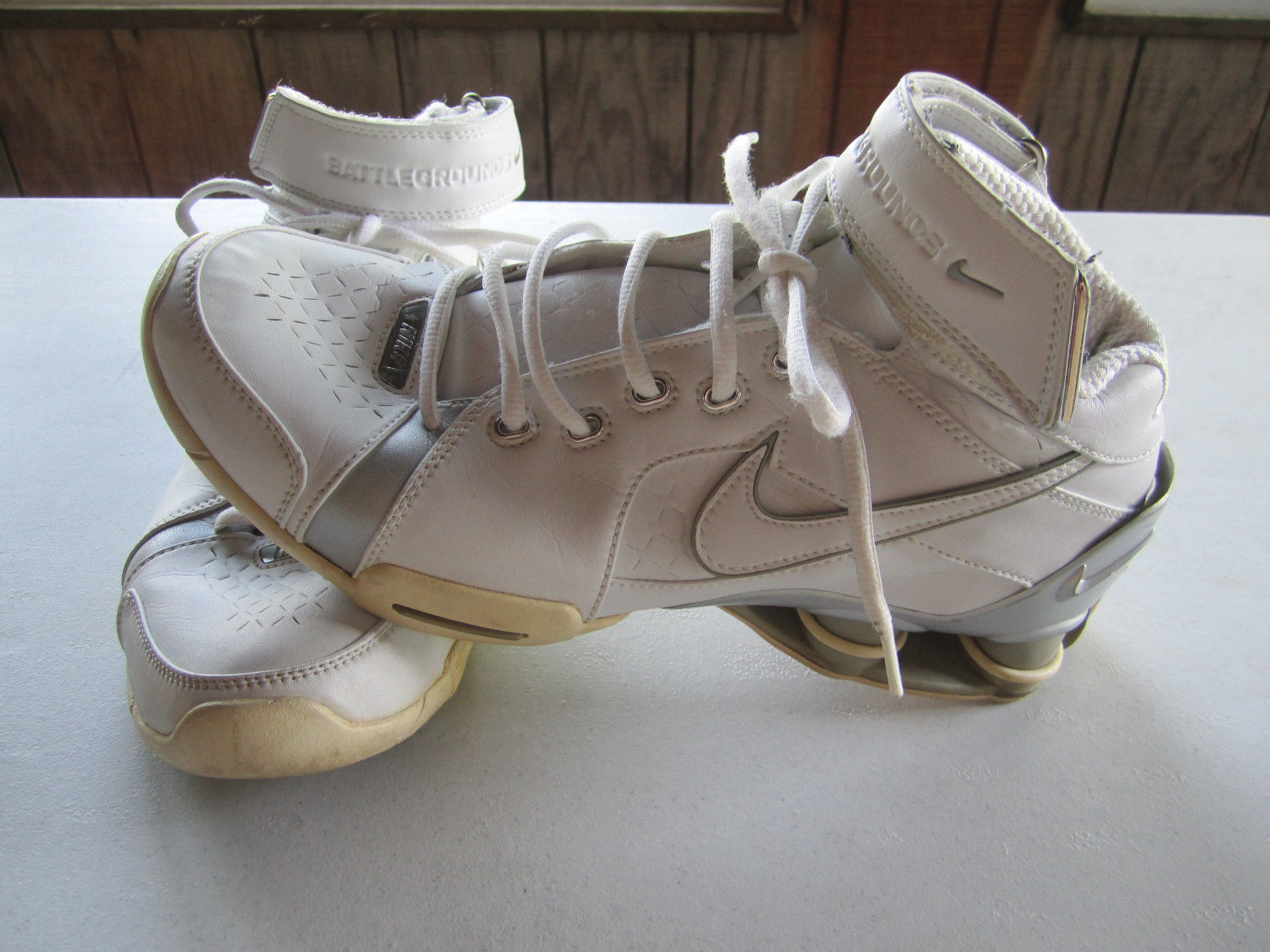 2f3a6faccb86 Nike Shox Battlegrounds Men s Basketball and 50 similar items. 57