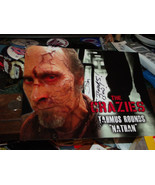 THAMUS ROUNDS SIGNED THE CRAZIES FX 8X10 COLOR PHOTO - $14.00