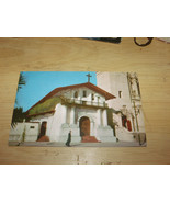 MISSION DOLORES SAN FRANCISCO VINTAGE UNUSED POSTCARD - $5.00