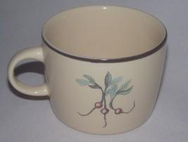 Mug Radish Coffee Tea Garden Farmer Treasures Thailand Realistic Art Veg... - $11.85