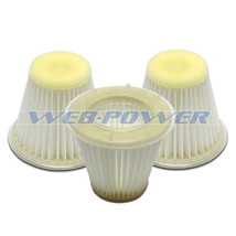 THREE Filters Black & Decker VF100 Vacuum Filter CHV9600 CHV1400 CHV1500... - $12.76