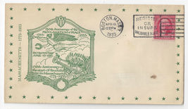 1933 Boston Cachet Cover Committee End of Revolutionary War Patriots Day... - $6.99