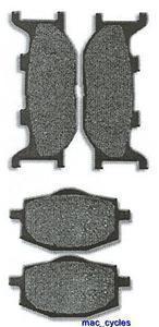 Yamaha Disc Brake Pads TDR125R Deltabox 1993-1998 Front & Rear (2 sets)