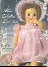 ALDENS CHRISTMAS BOOK for 1951 WISHBOOK Catalog - $75.00