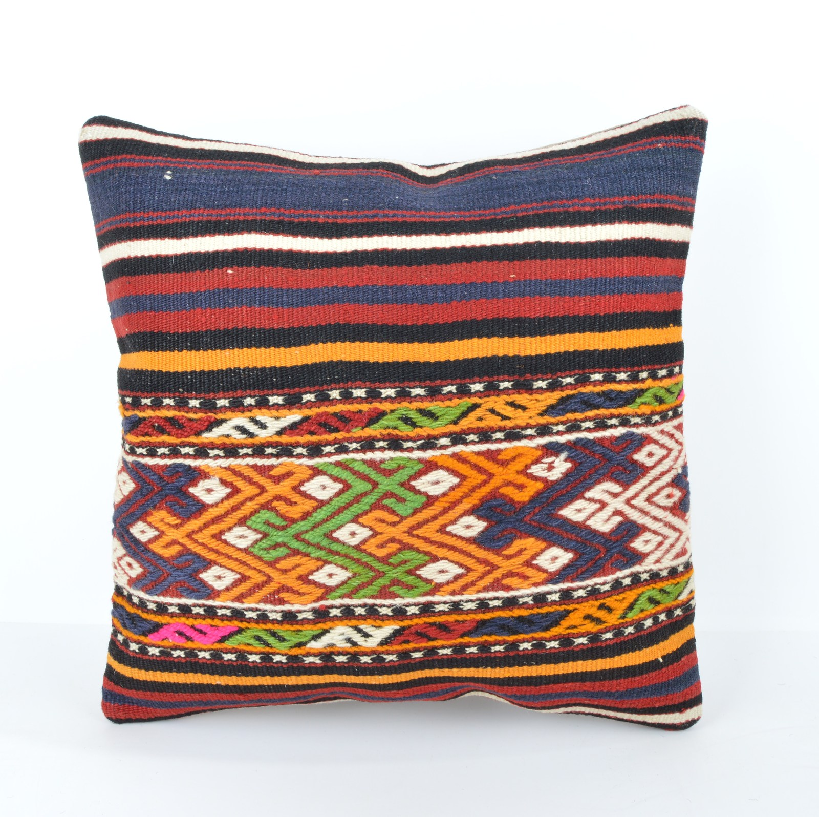 home outdoor pillows home throw pillow home kilim pillow cover homepillow 16x16 - Pillows