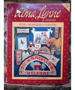 ALMA LYNNE DESIGNS STAR SPANGLED COUNTRY  CROSS... - $3.00