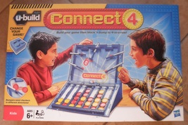 connect 4 game ages 6 and up new hasbro - $10.50