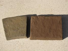 #338-25 Chocolate Brown Concrete Powder Color 25 Lbs. Make Stone, Pavers, Tiles  image 3