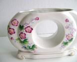 Lipper & Mann Double Ceramic Bud Vase