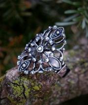 Supernova DEVATA Kama Sutra Sex Goddess Beauty Love Wealth Spell Haunted Ring - $59.99