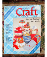 PLAID'S DECOUPAGE CRAFT COLLECTION CRAFT BOOK #... - $3.00