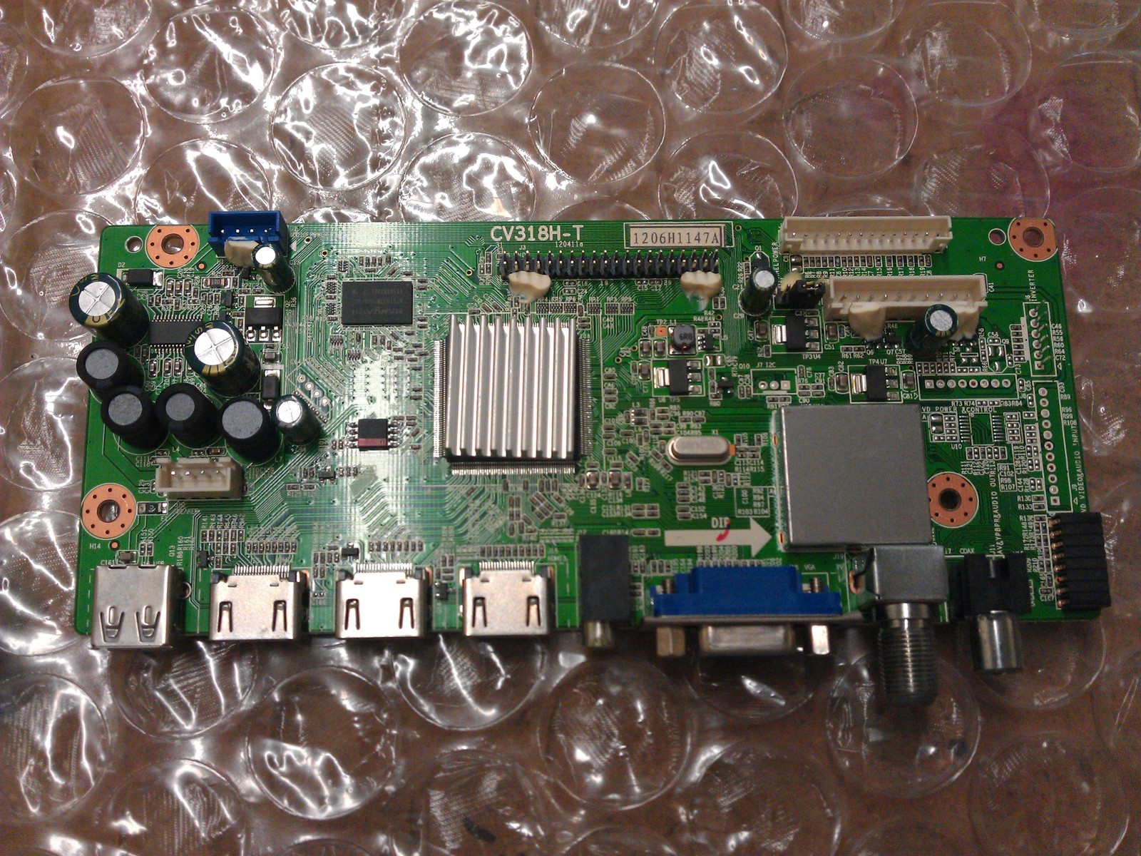 1206H1147A Main Board From Element ELDFW407 LCD TV