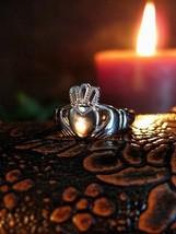 Irish Celtic God Lugh Alchemy Abundance Strength Wiccan Spell Cast Haunted Ring - $39.99