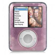 Belkin Remix Metal for 3rd generation iPod nano Pink w/pattern - $5.99