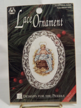 Designs For The Needle HOLY INFANT Lace Ornament Kit - New In Package! - $6.50