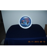 THE DANBURY MINT LIMITED-EDITION AMERICA STAND PROUD COLLECTORS PLATE - $65.00