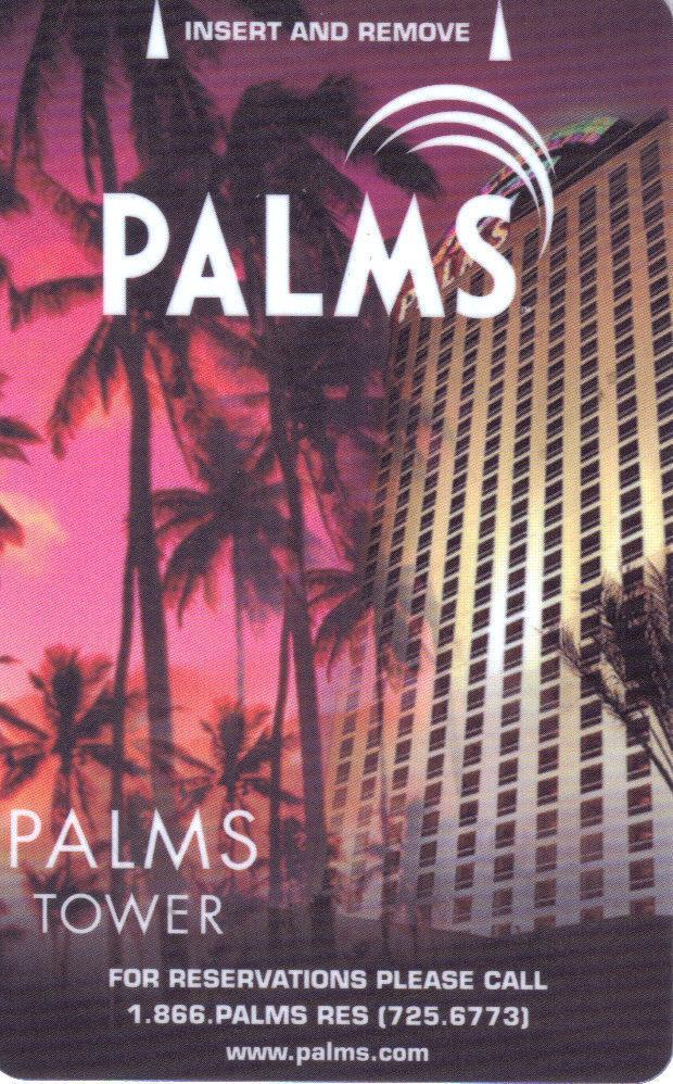 Room key palms