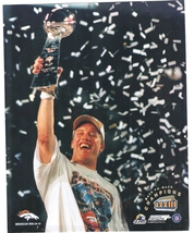 John Elway Denver Broncos Super Bowl 33 T Vintage 8X10 Color Football Photo - $6.99