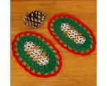 Silver flower red and green oval trinkets   set of 2 sq img 3651 af 999x thumb155 crop