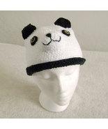 Panda Bear Hat for Children - Animal Hats - Small - $16.00