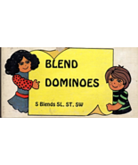 Blend Dominoes ( S Blends SL, St, SW) Gamco Industries Inc  - $5.00