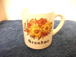 GRANDMA CERAMIC MUG -NEW PRETTY GREAT GIFT - $4.99