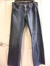 DKNY BLUE JEANS BOOT CUT - WOMEN'S SIZE 8 REGULAR - $18.68