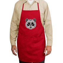 Sugar Skull Diamond Eyes New Apron Bake Cook Events Day of the Dead - $19.99