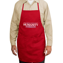 Losing Faith In Humanity New Apron Bar Parties Gifts Events Cook - $19.99