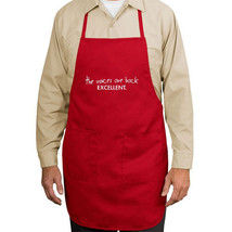 The Voices Are Back, Excellent - New Apron Bake Cook Parties Events Gifts Fun - $19.99