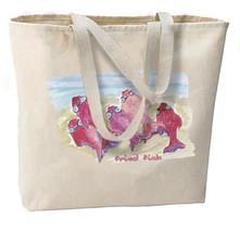 Beachy Fried Fish New Oversize Tote Bag, Overnight, Getaways - $18.99