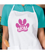 Rescue Mom New Apron Gift Cook Events Gifts Dog Cat Adoptions - $19.99