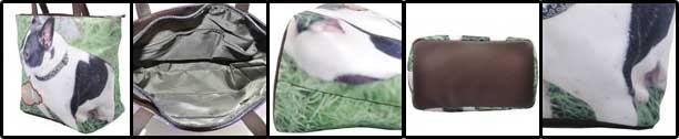 House Dr Gregory Custom  Bucket Bag/Purse(2  Side)-NEW