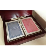 Playing Card Player's Gift Box~ Includes 2 Sealed Decks of Cards - $22.76