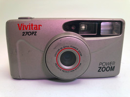 Vivitar 270PZ Power Zoom - $8.72