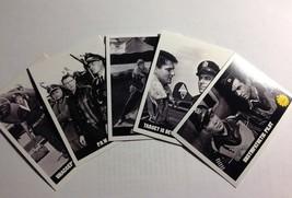 12 O'CLOCK HIGH 1964-67 TV Series1~FIVE Card Promo Set~Robert Lansing/Pa... - $12.76
