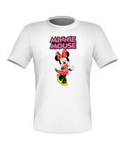 Very Nice Disney Minnie Mouse T-shirt *NEW* All Sizes #4 - $9.99