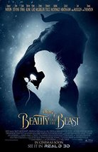 "Disney's Beauty And The Beast 11""x17"" Original Promo Movie Poster 2017 Internati - $29.39"