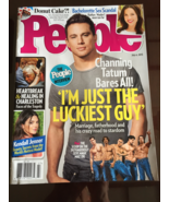CHANNING TATUM BARES ALL MAGIC MIKE XXL PEOPLE ... - $6.00