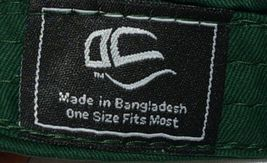 Augusta Sportswear Adult Adjustable Dark Green Sport Twill Visor 6225 image 6