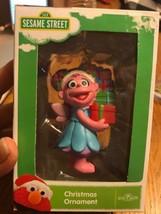 Sesame Street Zoe Christmas Ornament Holding Presents Kurt S. Adler Ship... - $13.85