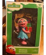 Sesame Street Zoe Christmas Ornament Holding Presents Kurt S. Adler Ship... - $13.85