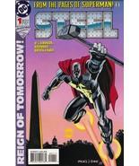 STEEL #1 (1994 Series) NM! - $1.00