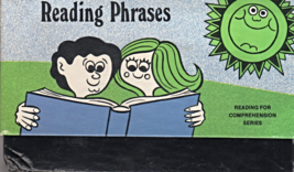 Reading For Comprehension -Reading Phrases by Marcia Weinberger - $4.50
