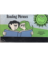 Reading For Comprehension -Reading Phrases by Marcia Weinberger - $4.90
