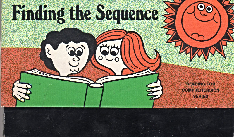 Reading For Comprehension Series -Finding The Sequences By Sandra Baker