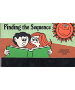 Reading For Comprehension Series -Finding The Sequences By Sandra Baker - $4.95