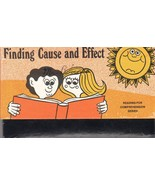 Reading For Comprehension Series - Finding Cause And Effect by Marcie We... - $4.95