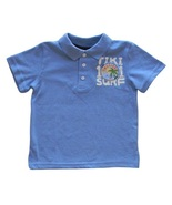 Little Rebels 24 Mos. Baby Boys Blue Polo Top - $4.99